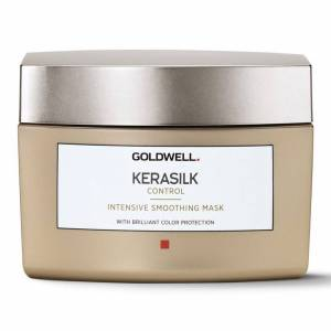 Goldwell Kerasilk Control Intensive Smoothing Mask hajsimító maszk durva és rakoncátlan hajra 200 ml