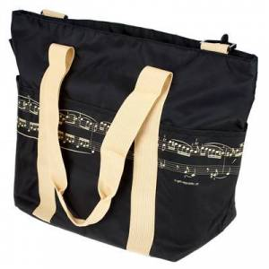 agifty A-Gift-Republic Shoulder Bag Pro Musica Beige