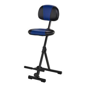 Mey Chair Systems Stehhilfe AF-SR-KL-AH blau/schwarz