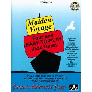 Jamey Aebersold Vol. 54 Maiden Voyage