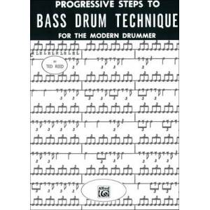 Alfred Music Publishing Bass Drum Technique
