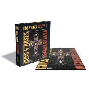 Plastic Head Jigsaw Puzzle Guns 'n' Roses