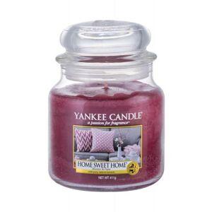 Yankee Candle Home Sweet Home 411 g illatgyertyák uniszex