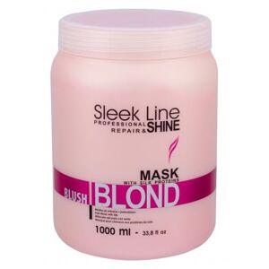 Stapiz Sleek Line Blush Blond 1000 ml hajpakolás nőknek Szőke haj