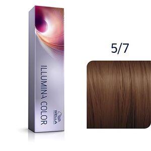 WELLA PROFESSIONALS Illumina Color Warm 5/7 60 ml