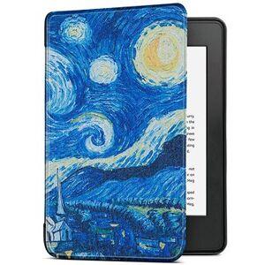 B-SAFE Lock 1269, Amazon Kindle Paperwhite 4 (2018) készülékhez, Gogh