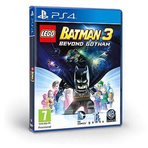 WARNER BROS LEGO Batman 3: Beyond Gotham - PS4