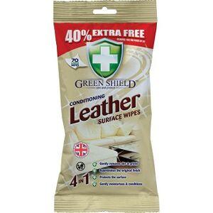 Green Shield bőrápoló nedves tisztítókendő 70db