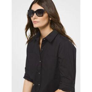 Michael Kors MK Barbados Sunglasses - Black - Michael Kors NS NS
