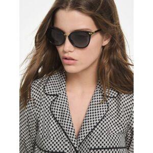 Michael Kors MK Claremont Sunglasses - Black - Michael Kors NS NS