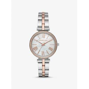 Michael Kors MK Maci Two-Tone Watch - Two Tone - Michael Kors NS NS