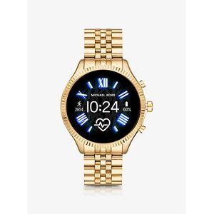 Michael Kors Access MK Gen 5 Lexington Gold-Tone Smartwatch - Gold - Michael Kors ONE SIZE ONE SIZE