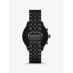 Michael Kors Access MK Gen 5 Lexington Black-Tone Smartwatch - Black - Michael Kors ONE SIZE ONE SIZE