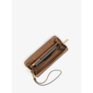 MICHAEL Michael Kors MK Travel Large Smartphone Wristlet - Acorn - Michael Kors NS NS