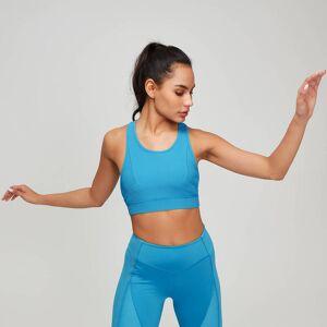 Myprotein MP Textured Training Women's Sports Bra - Malibu - L