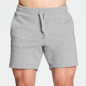 MP Men's Essentials Sweatshorts - Classic Grey Marl - S