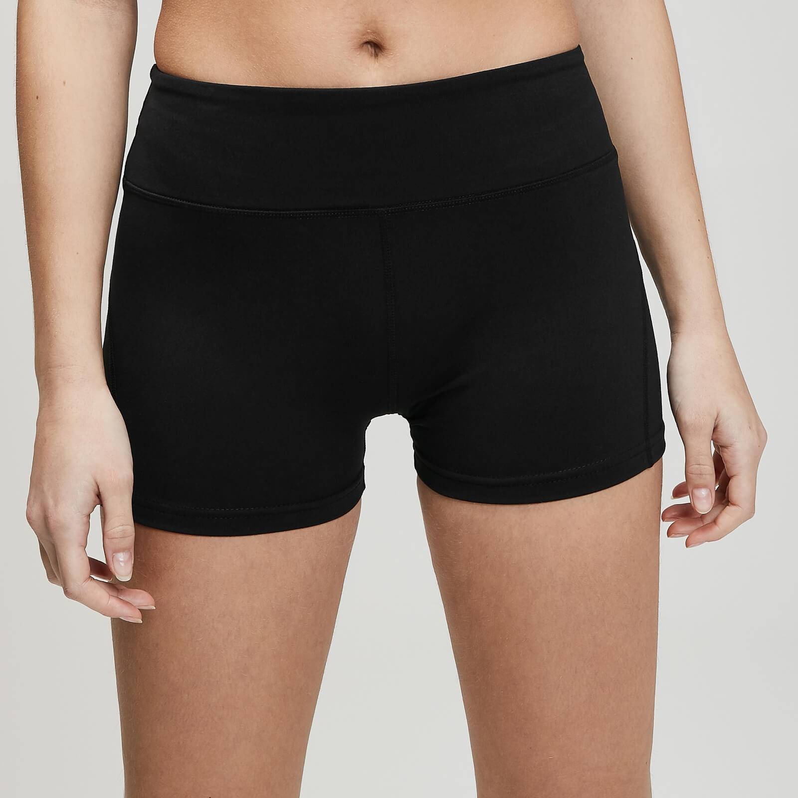 MP Women's Power Shorts - Black - L