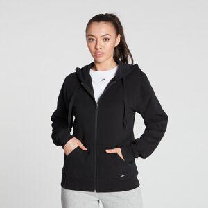 MP Women's Essentials Zip Through Hoodie - Black - S