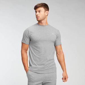 MP Men's Essentials T-Shirt - Classic Grey Marl - M