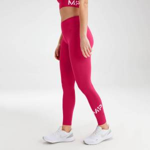 MP Women's Essentials Training Leggings - Virtual Pink - S