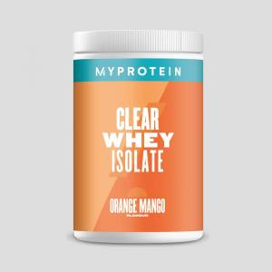 Myprotein Clear Whey Isolate - 35servings - Orange Mango