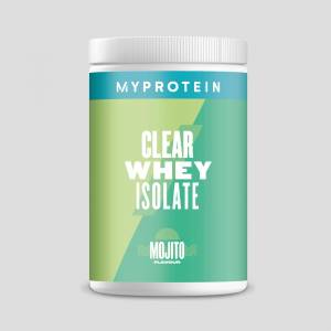 Myprotein Clear Whey Isolate Subscribe & Gain - 20servings - Mojito