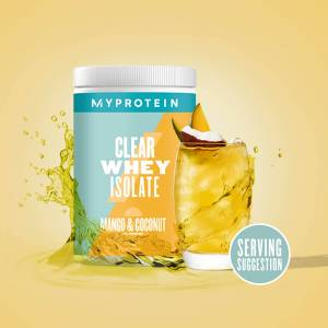 Myprotein Clear Whey Isolate - 35servings - Mango & Coconut