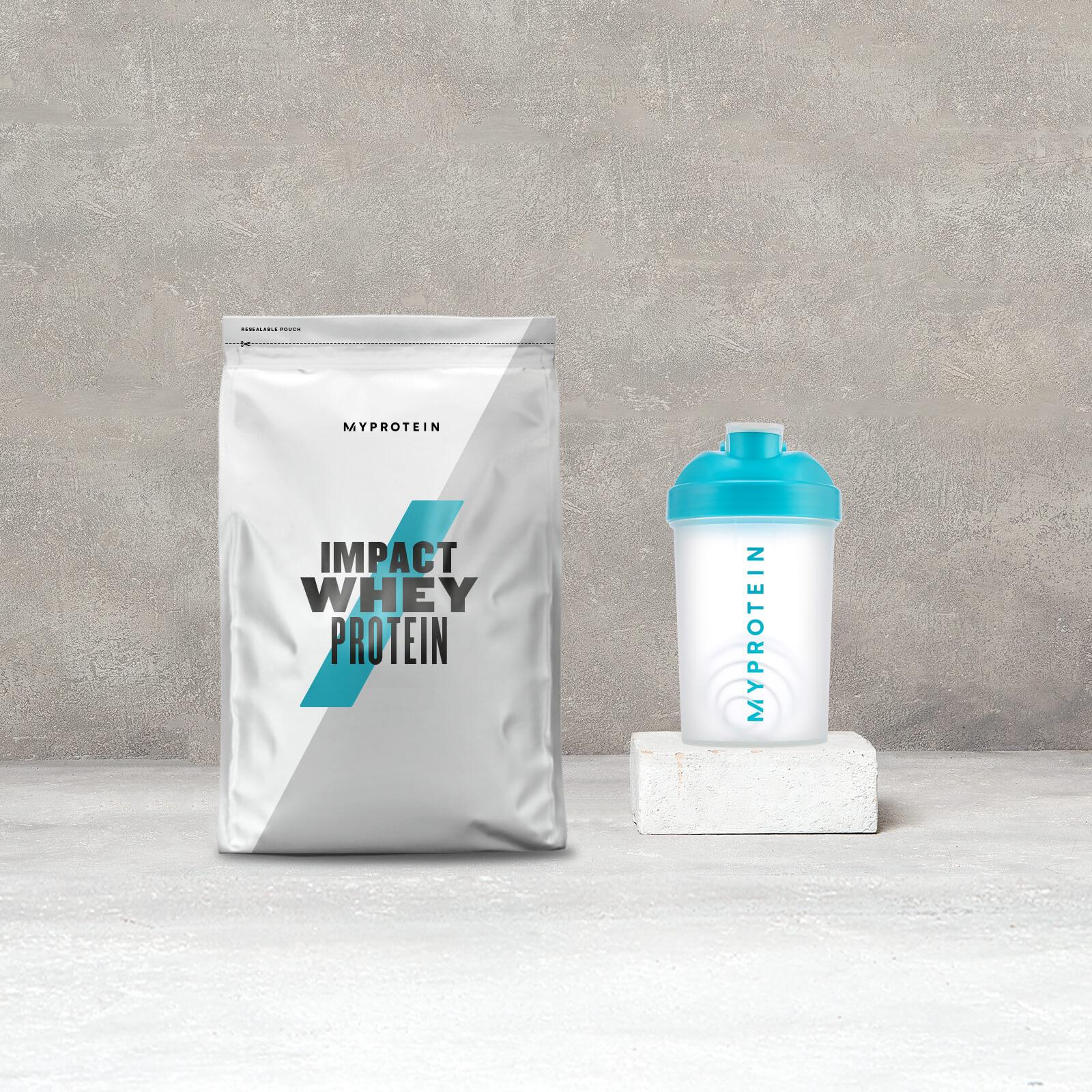 Shaker Essentials Bundle - Strawberry Cream