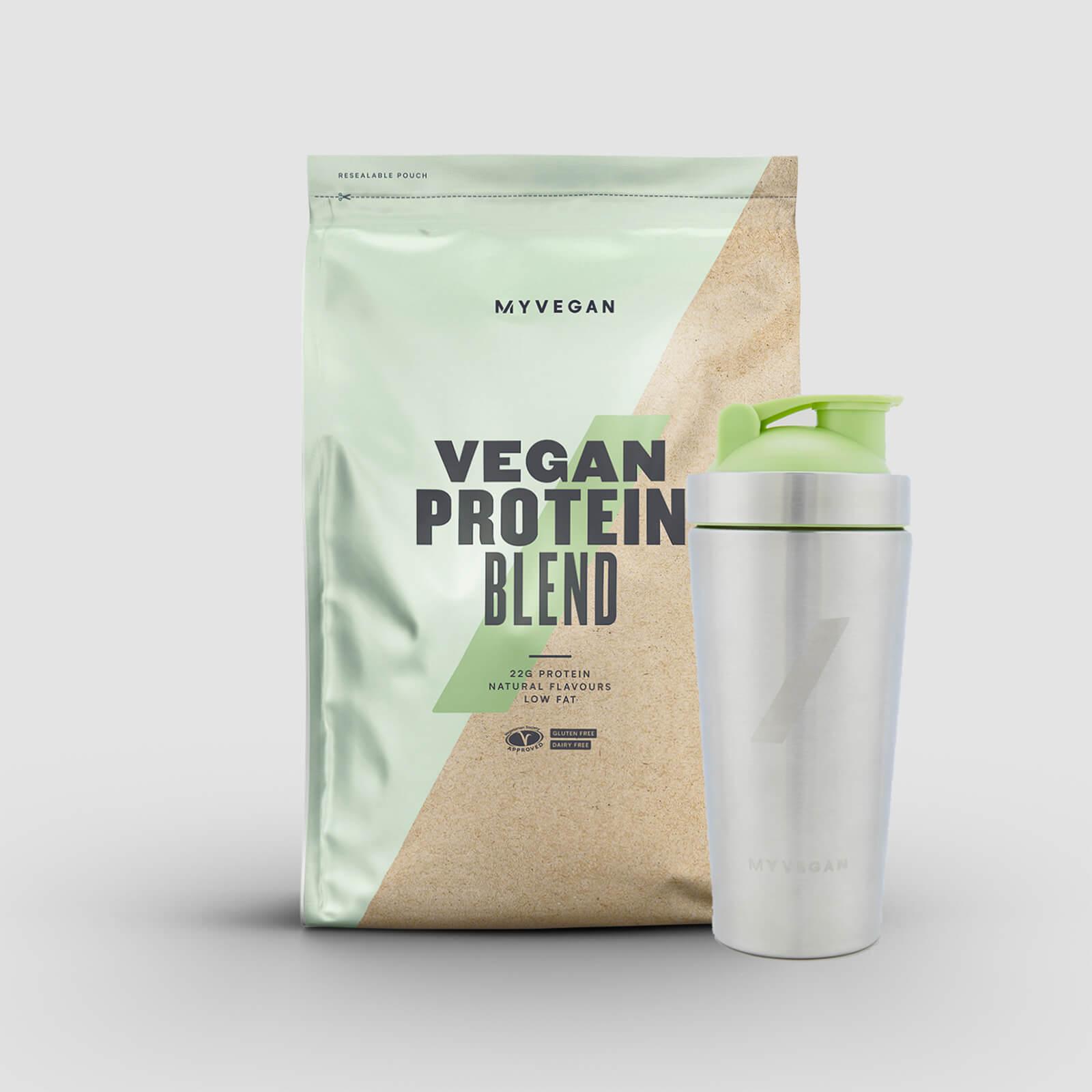 Vegan Essentials Bundle - 500g - Unflavoured
