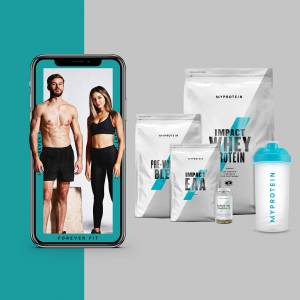The Weight-Loss Bundle + Free Training & Nutrition Guide - Fruit Punch - EAA - Tropical - Banana