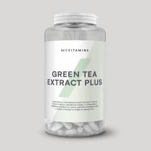 Myvitamins Green Tea Extract Plus Tablets - 90Tablets