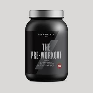 Myprotein THE Pre-Workout™ - 30servings - Cola