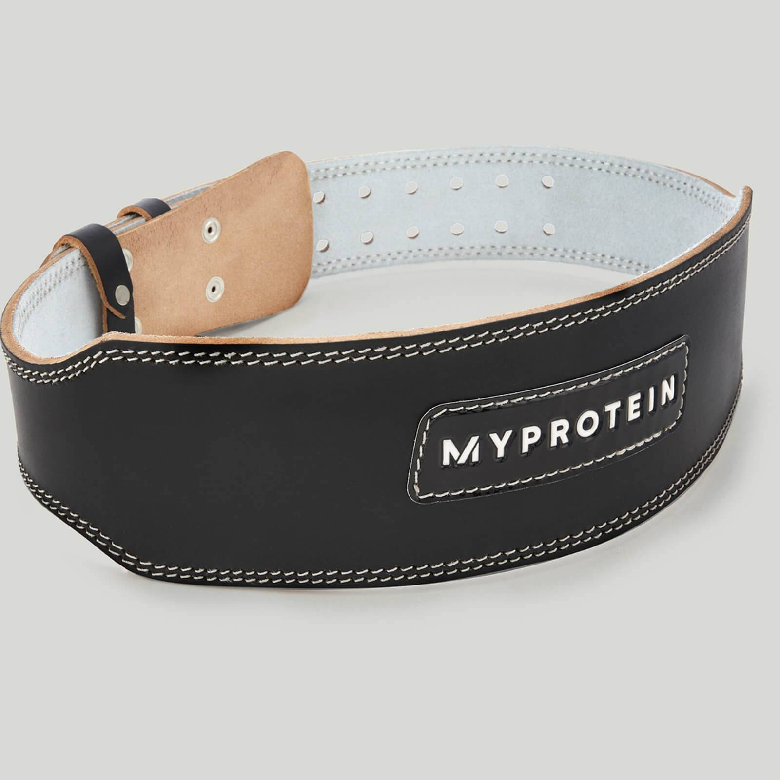 Myprotein Leather Lifting Belt - Large (32-40 Inch)