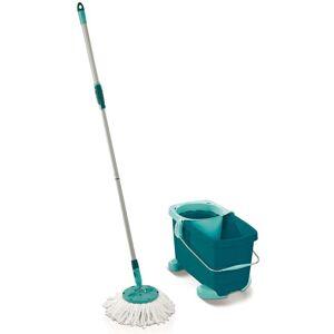 Leifheit Disc Mop Set Clean Twist Green 52052