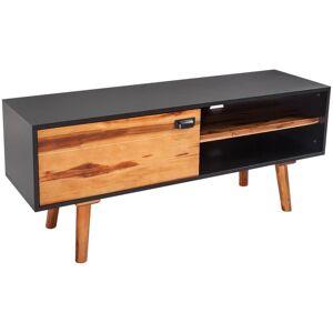 vidaXL Solid Acacia Wood TV Cabinet 120x35x50 cm