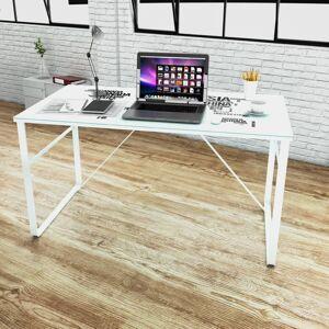vidaXL Rectangular Desk with Map Pattern