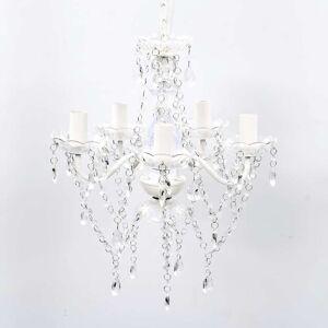 vidaXL TRANSPARENT Crystal Light 5 Bulb