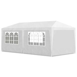 vidaXL Party Tent 3x6 m White