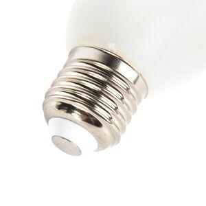 LUEDD Set of 3 E27 LED Filament Matte A60 5W 410LM 2350K