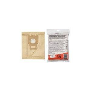 Hoover H30S dust bags (10 bags, 2 filters)
