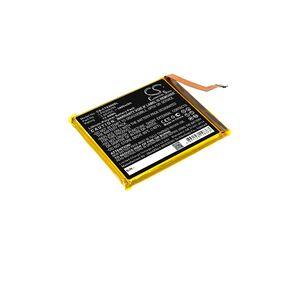 Crosscall Trekker X3 battery (3400 mAh, Black)