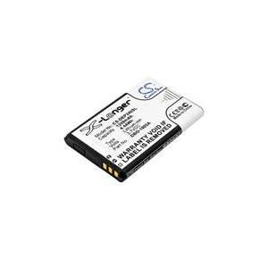 2404 battery (1200 mAh, Black)