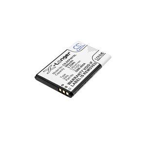 2424 battery (900 mAh, Black)