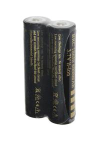 Philips UltraFire 2x 18650 battery (4000 mAh, Rechargeable)