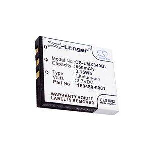 Honeywell Bluetooth Ring Scanner battery (850 mAh, Black)