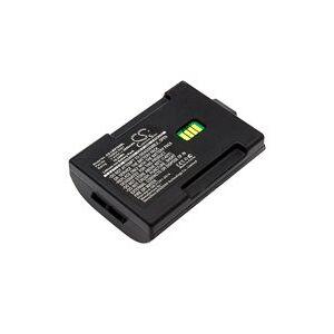 LXE MX7 battery (2600 mAh, Black)