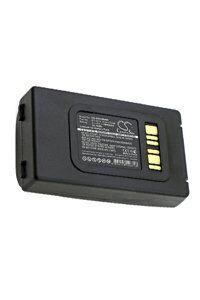 DataLogic Skorpio X4 battery (6800 mAh, Black)