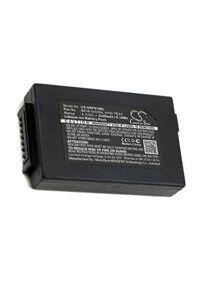 Honeywell Dolphin 6100 battery (2200 mAh, Black)
