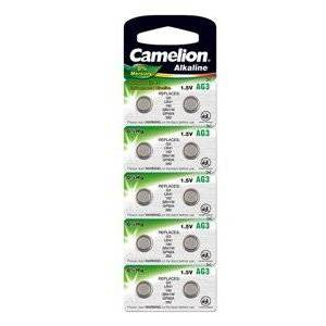 Generic Camelion 10x LR41 Coin cell (24 mAh)