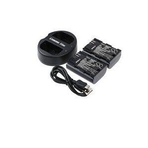 Canon EOS 5D Mark IV battery (2000 mAh)